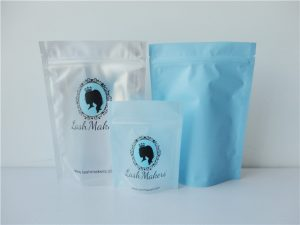 Lash Makers Skin Care Packaging Bag
