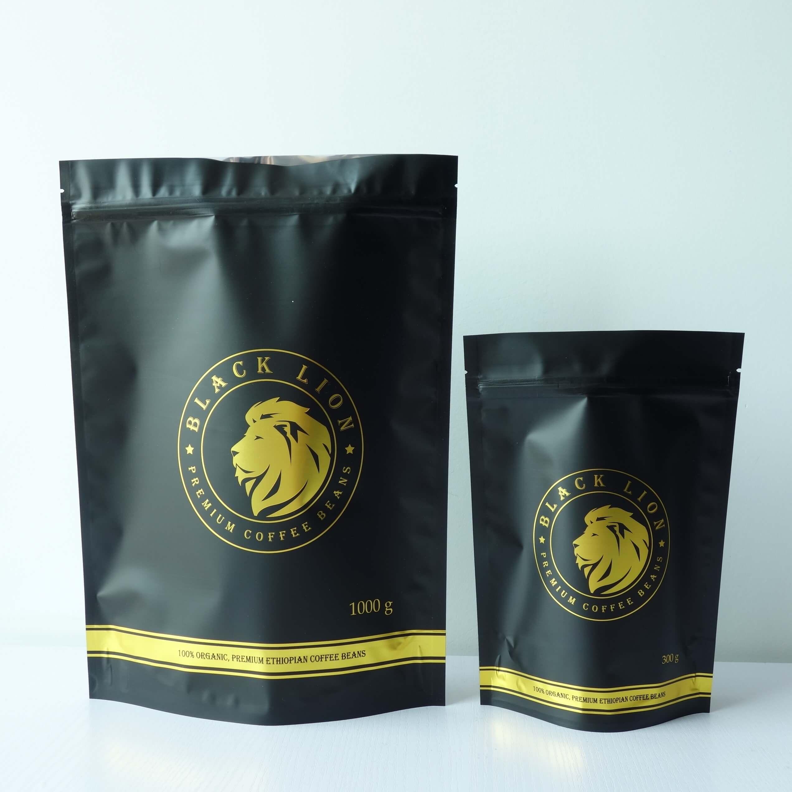 Coffee Powder Packaging