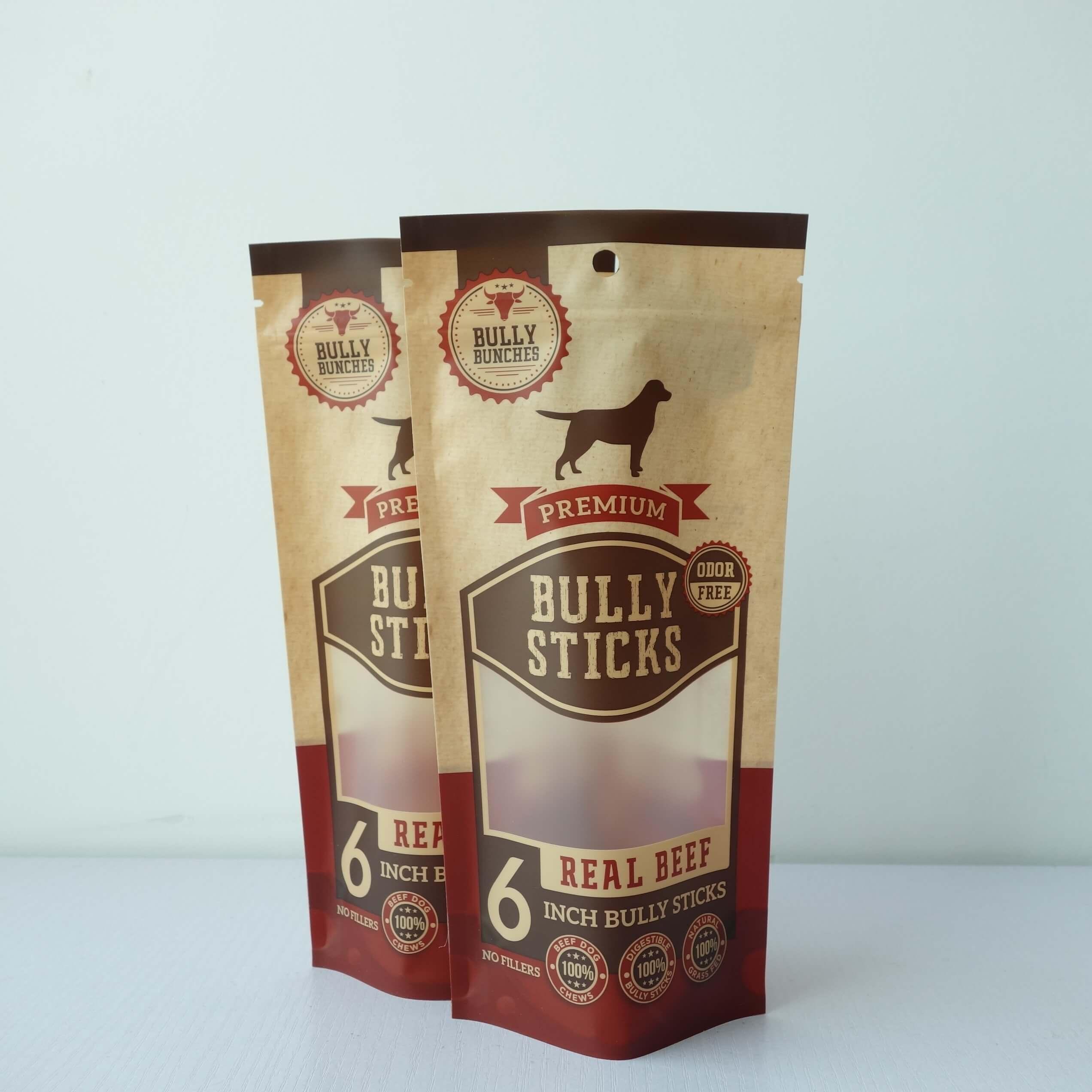 Dog Food Packaging