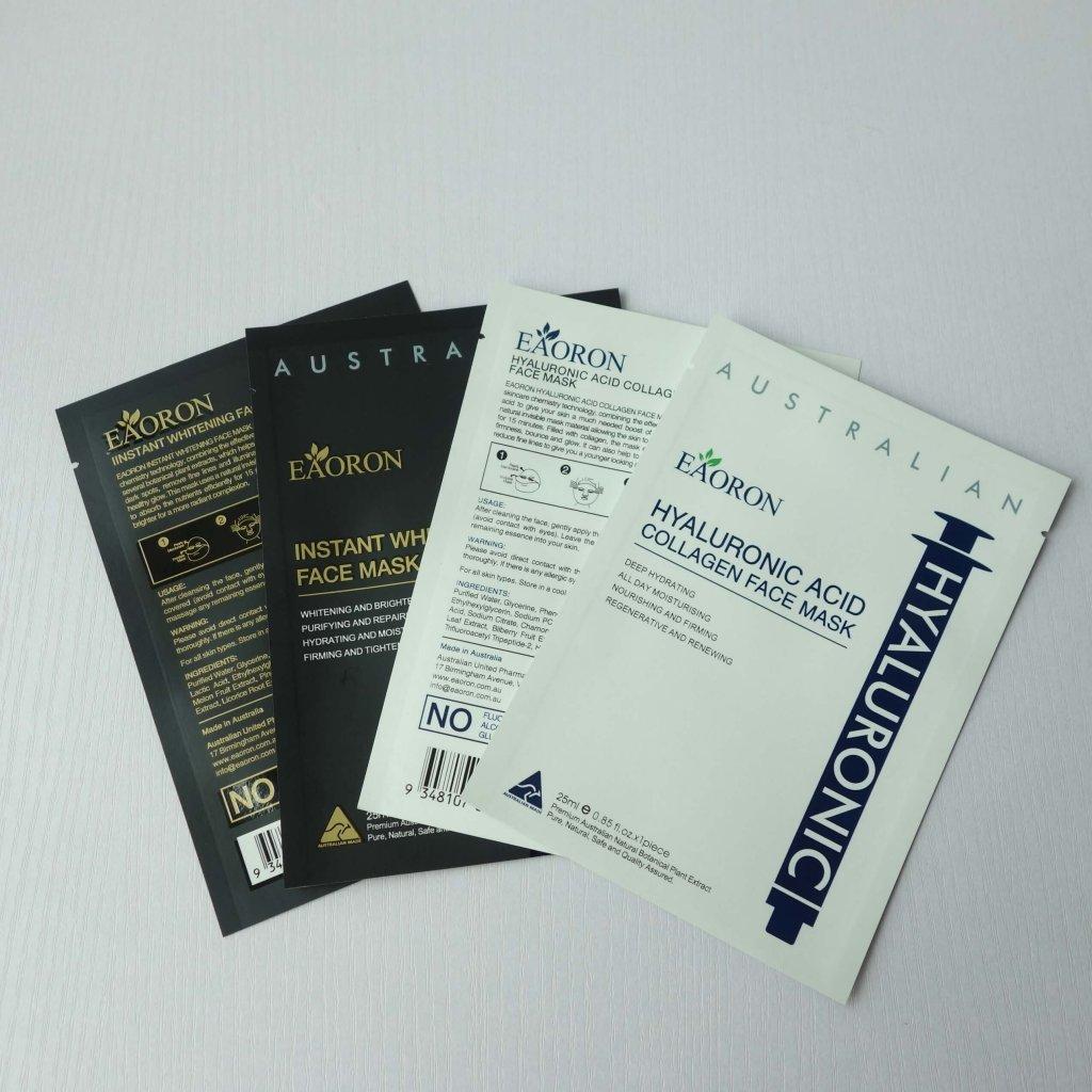 Face Mask Packaging Sheet Mask Packaging Mask Packaging