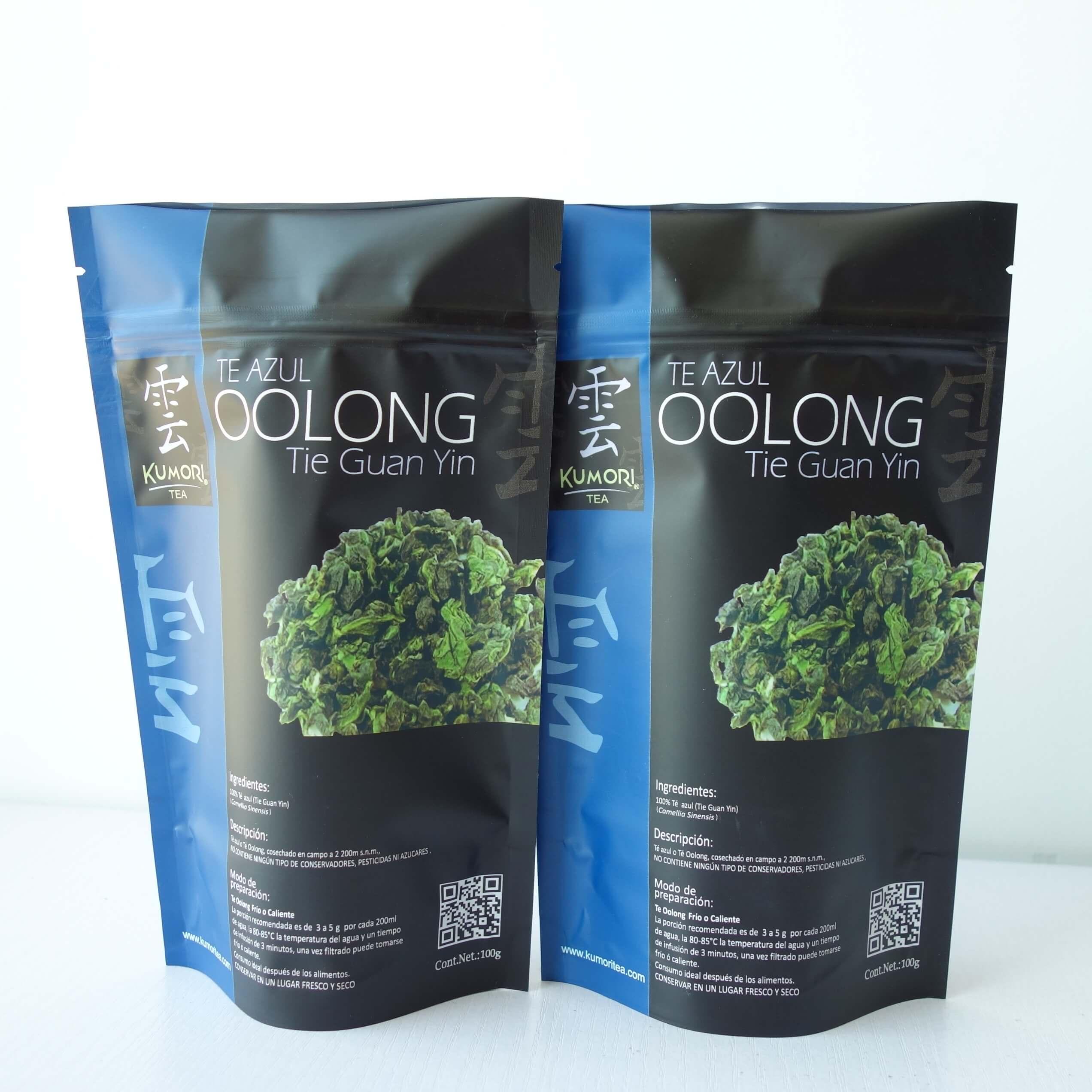 Loose Leaf Tea Packaging
