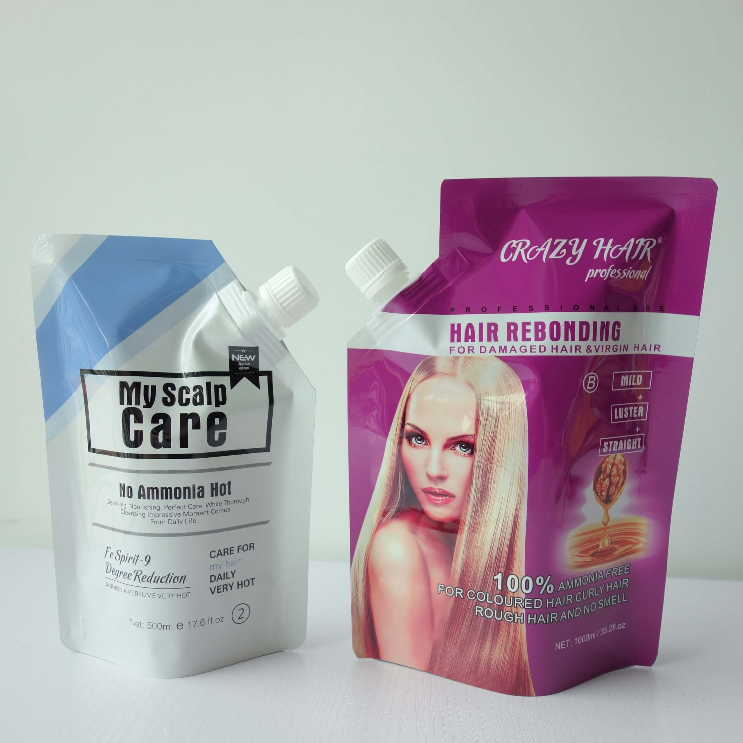 Soap & Detergent Packaging
