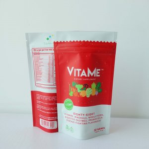 Vitamins & Supplement Packaging