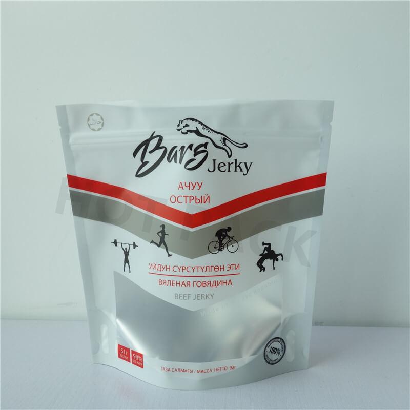 beef jerky packaging bags