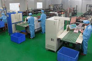 packaging bags factory