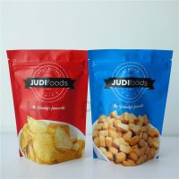 plastic packaging bags for food