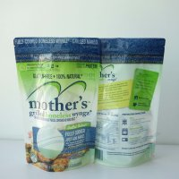 stand up pouches for food packaging